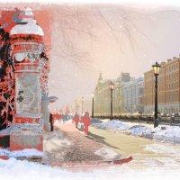 Воспоминание о снеге :: Георгий Вересов