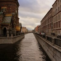 Петербург. Канал Грибоедова :: delete delete