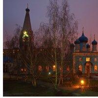 Розовый вечер :: Николаева Наталья