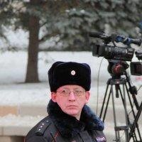 На службе :: Александр Коликов