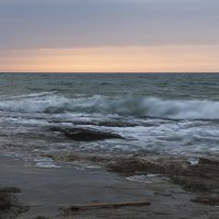Zimnii zakat na Sredizemnom more :: susanna vasershtein