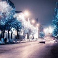 ночной город :: Анастасия Вадова