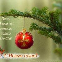 С Новым годом! :: Игорь Сарапулов