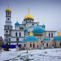 в новоиерусалимском монастыре :: Александр Шурпаков
