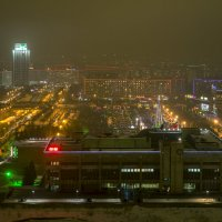 Новогодние Челны :: Ришат Муртазин