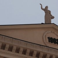 Театр :: Дмитрий Арсеньев