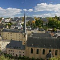 Люксембург - один из самых красивых городов Европы :: MVMarina