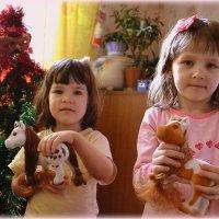 мы-маленькие лошадки))) :: Лариса Красноперова