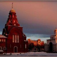 Утро декабря! :: Владимир Шошин