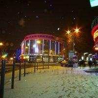 долгожданный снег :: Василий Алехин