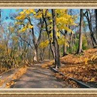 Осень в Ботаническом саду :: Владимир Бровко