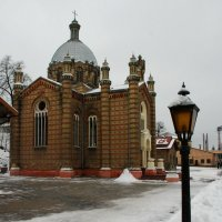 церквушка в Университете :: Богдан Вовк