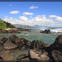 Маврикий. Вид на Порт-Луи :: DimCo ©