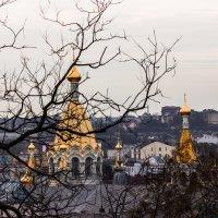 Севастопольские крыши :: Sergey Bagach
