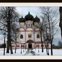 Валдайский Иверский Богородицкий Святоозерский мужской монастырь :: Евгений Никифоров