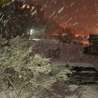 Снег идет :: Александр Яценко