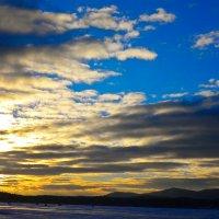 Естественные краски неба :: Светлана Игнатьева