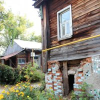 старый дом :: Anna Gridshina