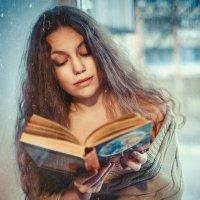 нежная-снежная :: Алена Филиппова