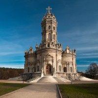 Храм Зна́мения Богоро́дицы в Дубровицах :: Алексей Свирин