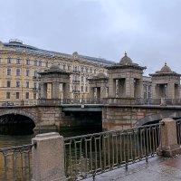 Санкт-Петербург, мост Ломоносова :: Александр Дроздов