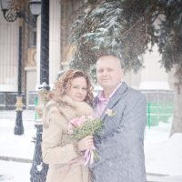 Юля и Ваня :: Леся Тихонова