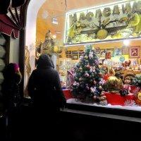 ..В Новогодней Москве.... :: Ира Егорова :)))