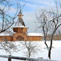 Это всё зима... Заворожила, заморозила мои печали разом :: Ирина Данилова