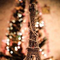 Привет из Парижа :: Кристина Пашкова