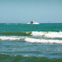 Морской пейзаж :: Eвгения Генерозова