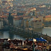 Карлов Мост (Прага) :: Элина Прицкер