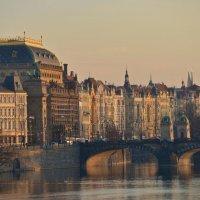 Прага :: Элина Прицкер