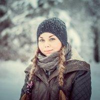 Снегурка :: Юрий Крутский