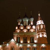 Церковь Богоявления, Ярославль :: Дмитрий Николаев