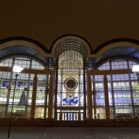 Выставочный центр :: Дмитрий Николаев