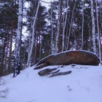 Камни озера Акакуль :: Аркадий Захаров