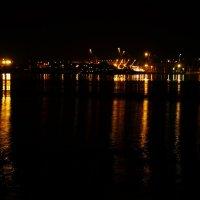 ночь в порту :: Андрей Козлов