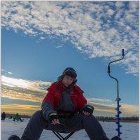 Зимняя рыбалка :: Сергей Винтовкин