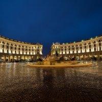Piazza della Repubblica :: Алексей Свирин