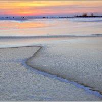 Прибрежный лед :: Николай Кувшинов
