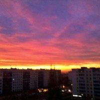 рассвет :: Ксения Иванова