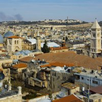 Иерусалим. Вид на Старый город. :: Игорь Герман