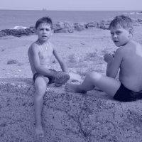 Дети :: Анна Носарева