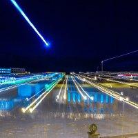Огни ночного города :: Александр Неустроев