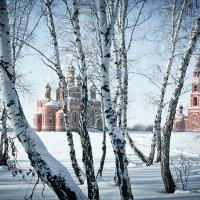 Ачаирский монастырь. Омская область. :: Лилия *