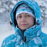 Вот такая зима в Сургуте :: Виктор Козусь
