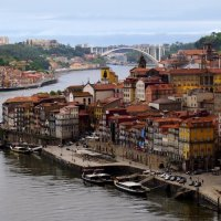 Ribeira do Porto :: Ellada Kiryakulova