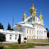 Санкт-Петербург Петродворец :: Алексей Бормотов