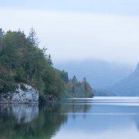 2013/09/28_Willa_on_The_Bohinj_lake :: Сергей Осипенко