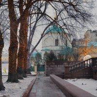 Московский дворик :: Виктор Берёзкин